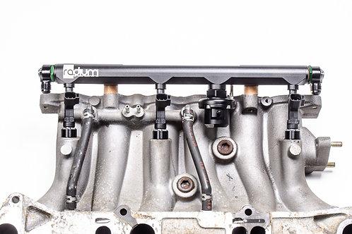 Radium Engineering Fuel Rail, Mazda 20B-REW Secondary