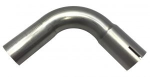 90 Degree Stainless Steel Swaged bend