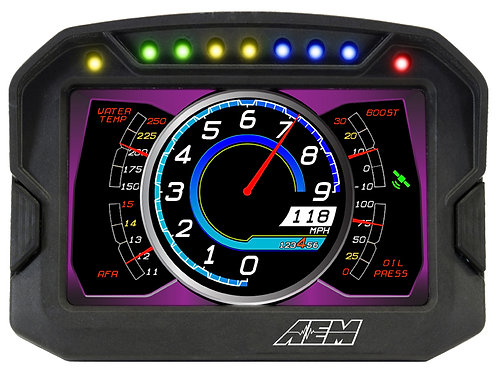 CD-5 Carbon Digital Racing Dash Displays