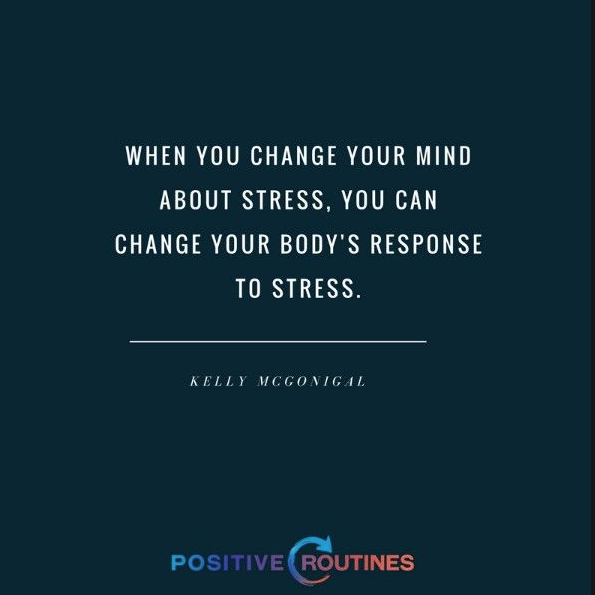 Change Your Mind About Stress