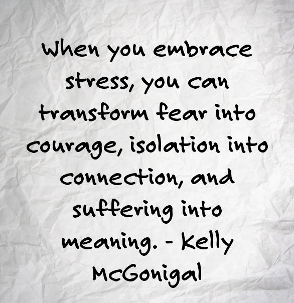 Transform Fear Into Courage