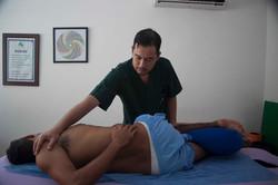 ajuste vertebral