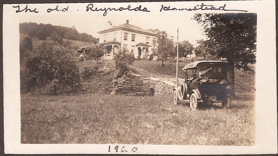 The Reynolds Homestead