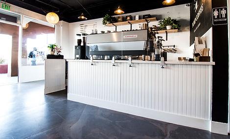 cafe and hospitality design interior design san diego