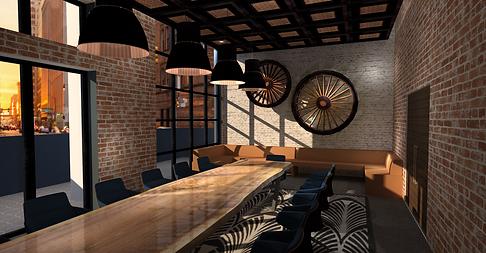 3d model rendering commercial interior design san diego