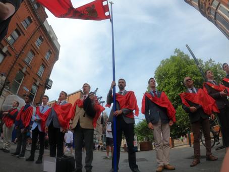 Volunteers Travel Around Ireland Upholding the Right to Life