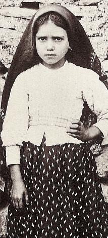 Blessed Jacinta Marto.