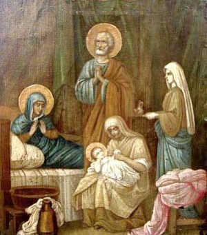 Novena for the Nativity of Our Lady (Feast: September 8)