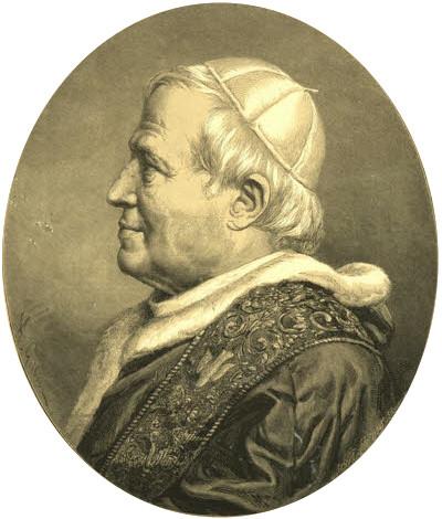 Pope Blessed Pius IX