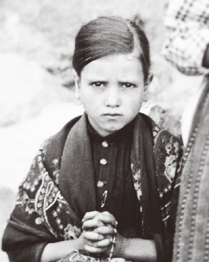 Jacinta took her mission to pray for sinners so seriously that she was favored with several mystical graces. She had prophetic visions and obtained cures and graces that were considered miraculous.
