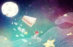Moon cake