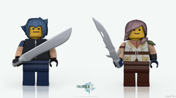 Lego Character Designs