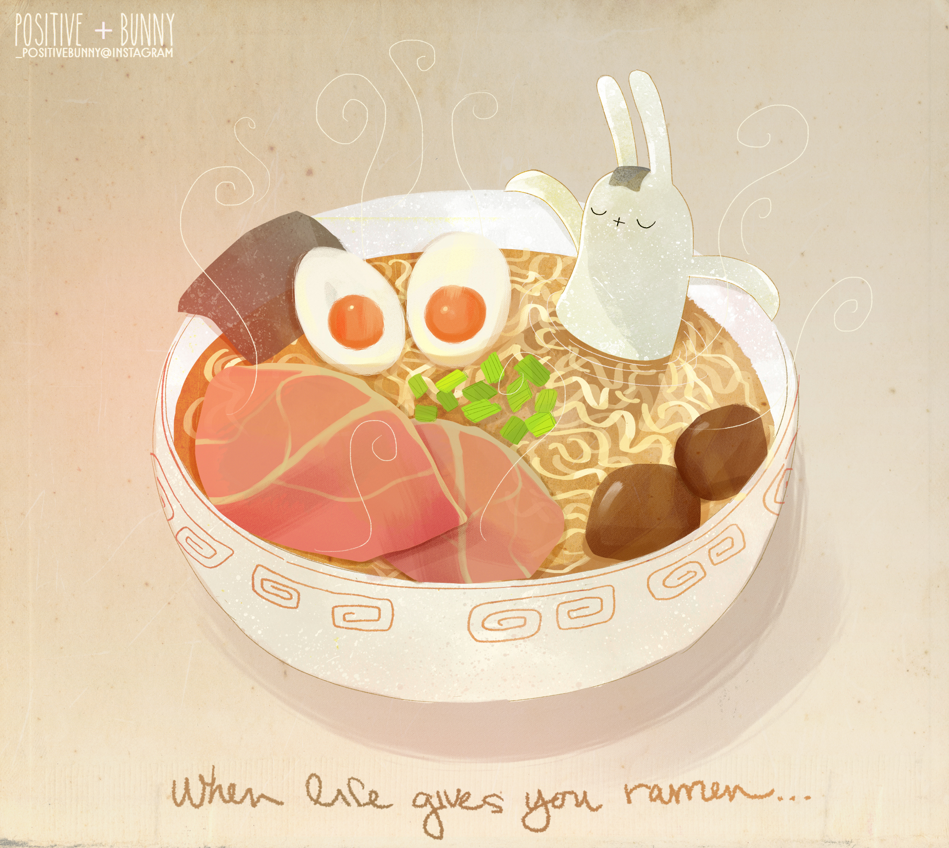 When life gives you ramen