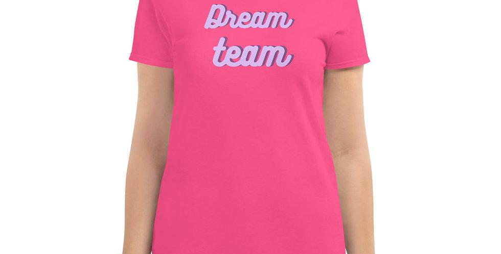 D.T Women's short sleeve t-shirt