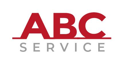 Enkel men effektiv logo åt ABC Service