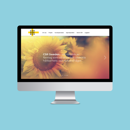 Onlinekurser, CSR Sweden