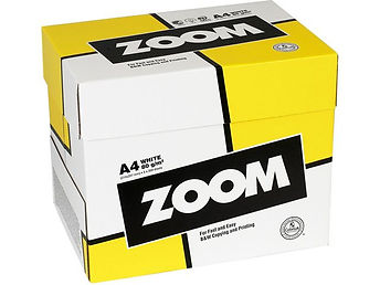 Kopieringspapper Zoom miljövänligt