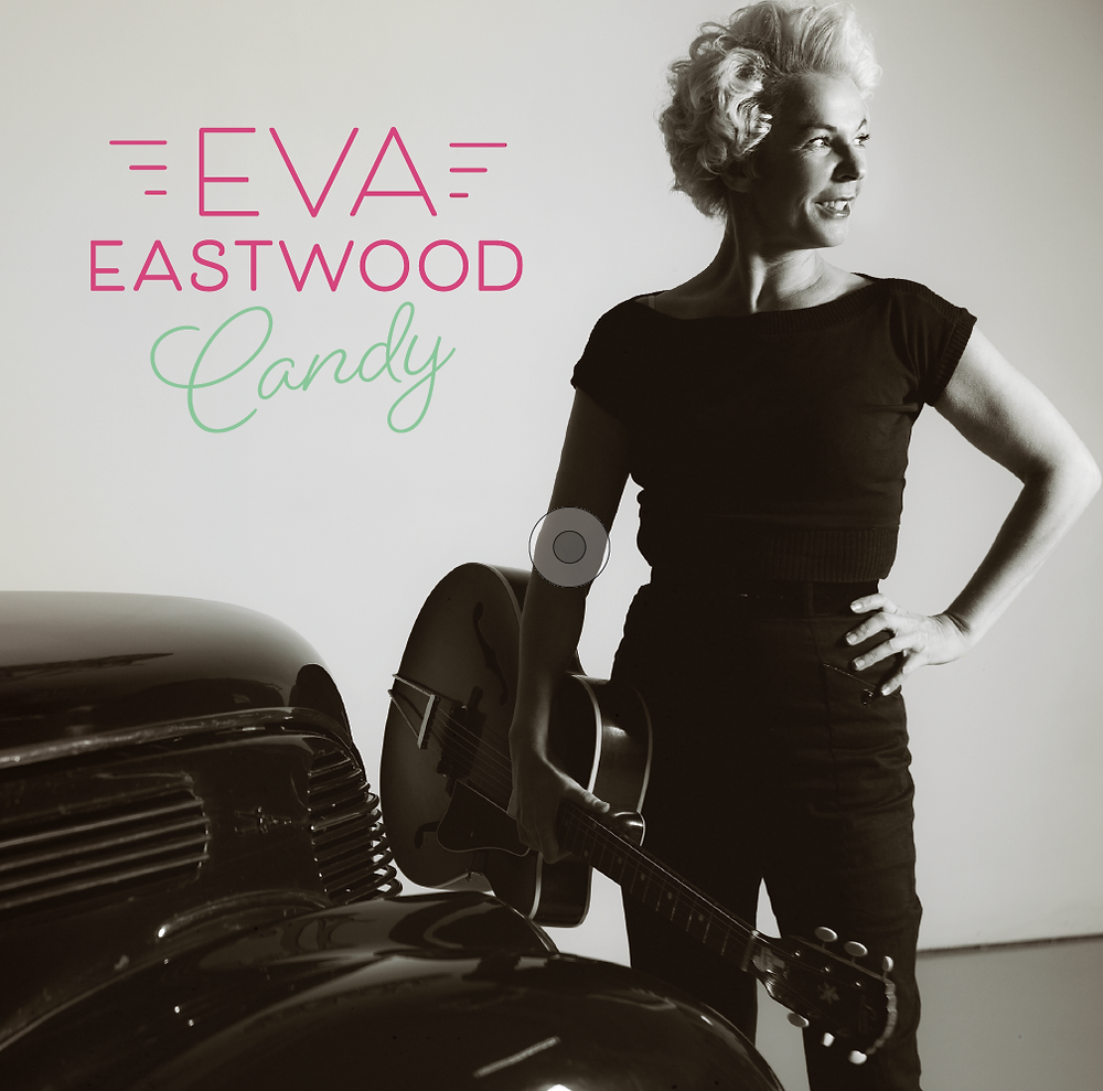 Eva Eastwood CD-omslag, Candy