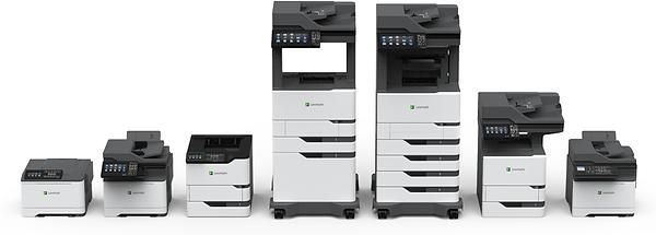 kontorsmaskiner Lexmark