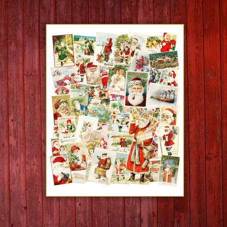 Merry Xmas-collage