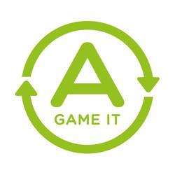 Logo för A Game IT