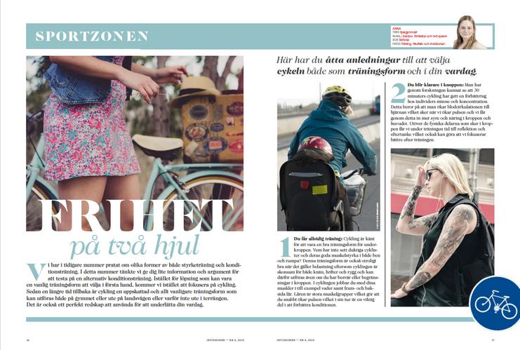 InvidZonen, tidningsuppslag, Sportzonen