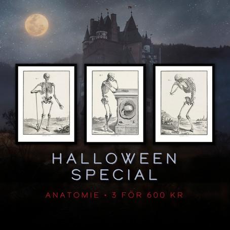 SpoilArt.se firar Halloween
