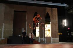 Bike Flight Rehearsal