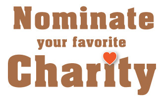 Calling for Charity Nominations!