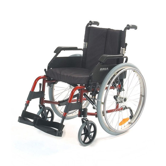 Roma 1500R Lightweight Self-Propelling Wheelchair