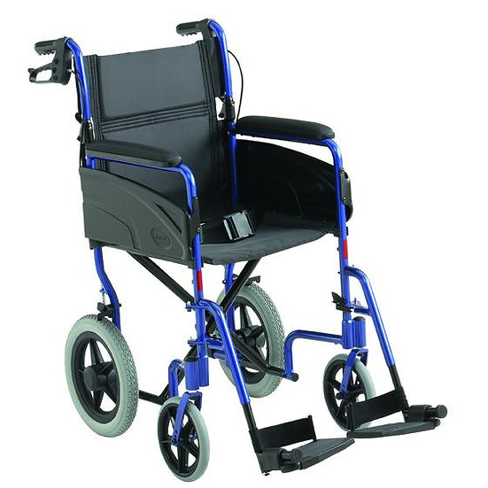 Invacare Alu Lite Lightweight Transit Wheelchair