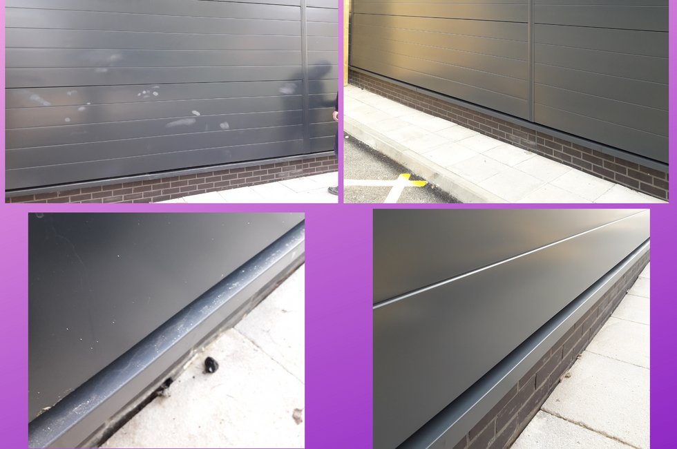 Metal Panel Repair