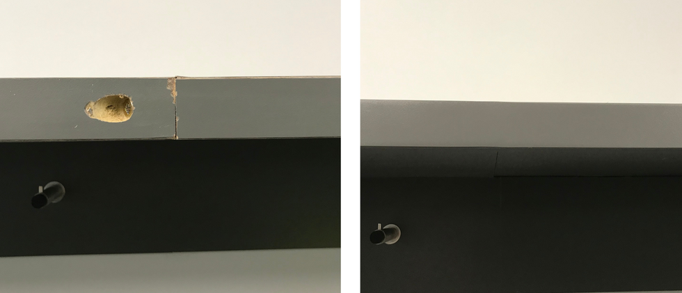 Shelf Repair