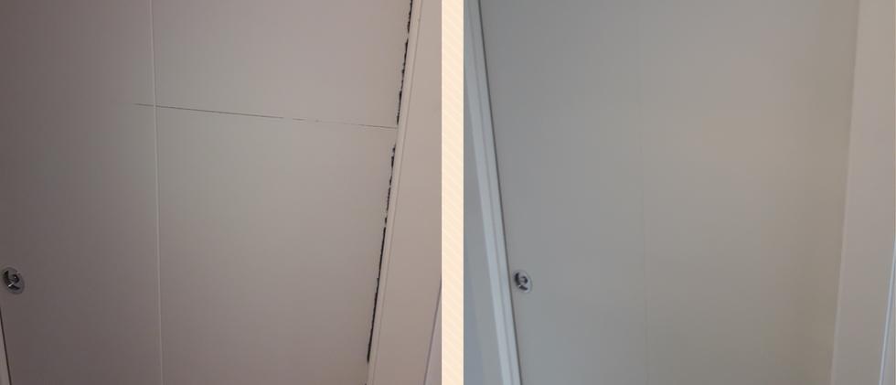 Laminate Door repairing Service