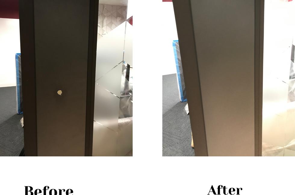 Wall Laminate Panal Repair