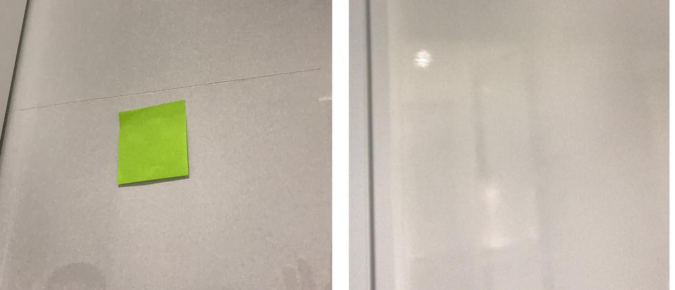 High Gloss Door Repair