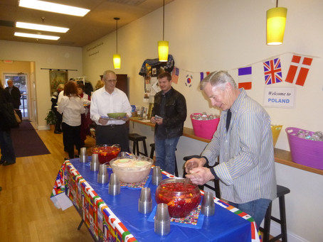 A world of thanks - honoring our volunteers