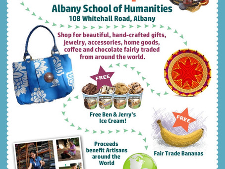 Cross Culture Market plays role in Fair Trade event