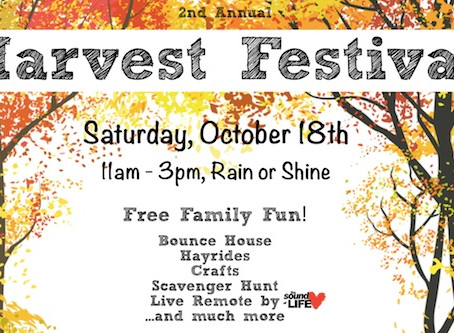 Join us for Harvest Fest!