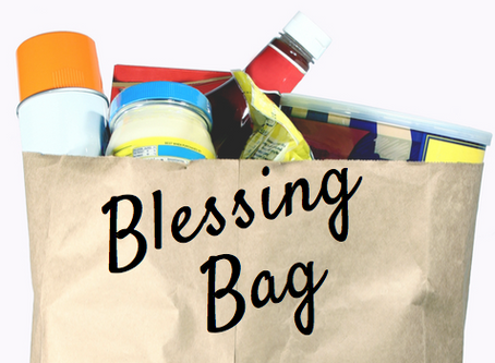 Give a Blessing Bag