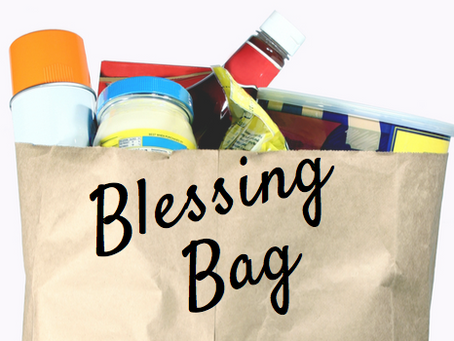 2020 Blessing Bag Project Launched