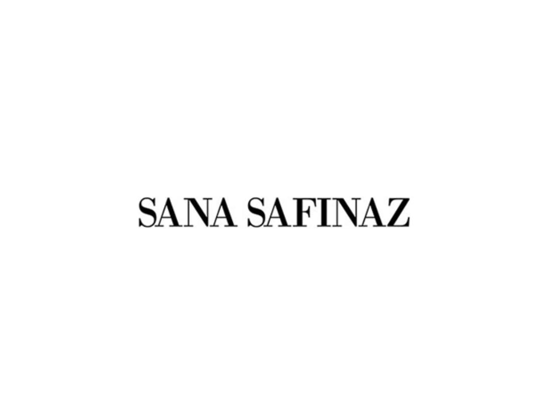 Sana Safinaz