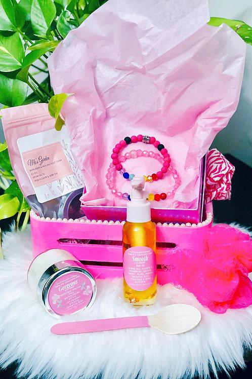 Pink Glam Gift Set
