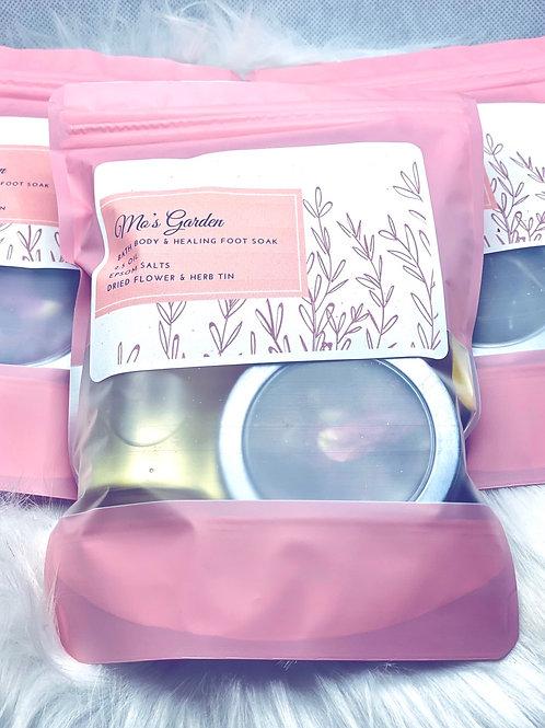 Mo's Garden Bath Body & Foot Soak