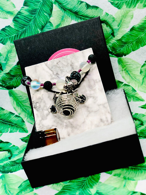 Custom Scent Aromatherapy Jewelry Collection