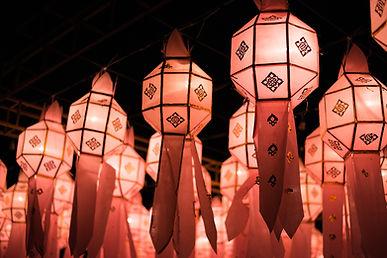 新年計畫- 燈飾