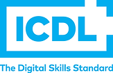 ICDL logo with strap STACKED.png