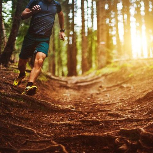 Trail running la seance