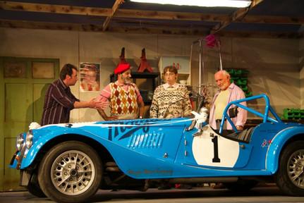 Mog Bridges - Malvern Theatres 2014