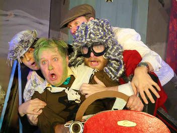 The Wind in the Willows 2019
